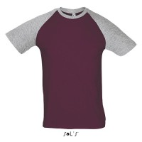 MAJICA T-SHIRT KR RAGLAN SO11190