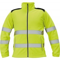JAKNA FLEECE KNOXFIELD HI-VIS