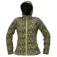 JAKNA SOFTSHELL YOWIE PRINTED