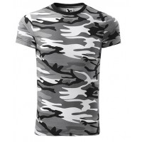 MAJICA T-SHIRT KR CAMOUFLAGE 144